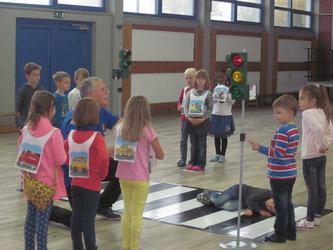 ADAC Schulwegtraining